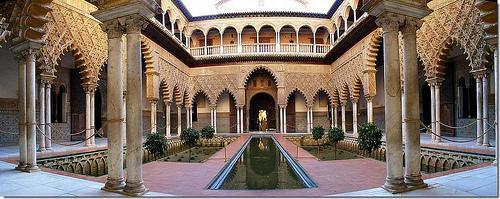 Alcazar-Seville